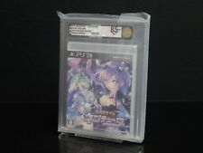 PS3 - Hyperdimension Neptunia JP Version [VGA 85+ Gold Grade] Rare Game!