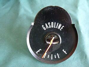 NOS 1964 Mercury Comet Fuel Gauge FoMoCo 64