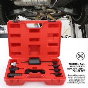 8tlg CDI Auto Injektoren Auszieher Werkzeug Einspritzdüsen für Mercedes Benz DE