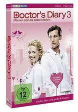 "DOCTORS DIARY MÄNNER SIND.. ""STAFFEL 3"" 2 DVD NEU"
