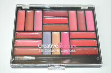 Creative Colours 18 Colour Eyeshadow Compact