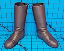 Dragon 1:6 Berserk Guts Black Swords Man Figure - Brown Shoes/boots