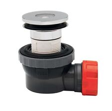 WIRQUIN NANO 6.7, basin waste & trap - in one! - QUICK CLAC 30120333
