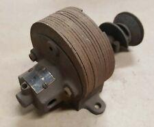 Antique Vintage Motsinger Dc Friction Drive Magneto Autosparker Hit Miss Engine