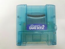 Super Gameboy 2 Used Accessories JP Nintendo Super Famicom SNES Free Shipping