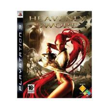 Heavenly Sword PAL España completo buen estado Sony PS3 PlayStation 3
