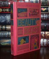 The Beauty and the Beast Illustrated Sealed Brand New Hardcover Gift Edition