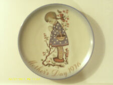 Devotion For Mother Collector's Plate 1976 Sister Berta Hummel - Schmid Vgc