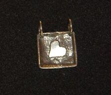 SILPADA - S1747 - Sterling Silver Heart Charm Pendant - RET - NIB!