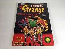 COMICS  EO REVUE SPECIAL  STRANGE   N° 20 1980