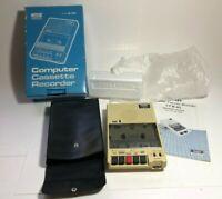 Vintage Tandy CCR-82 Model 26-1209 Computer Cassette Recorder STILL IN ORIG BOX!