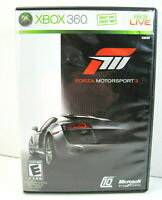 Forza Motorsport 3 (Xbox 360, 2009) - 2-Disc Set No Manual Tested