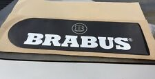 NEW MERCEDES G-Class ORIGINAL BRABUS BADGE EMBLEM LOGO SPARE TIRE COVER