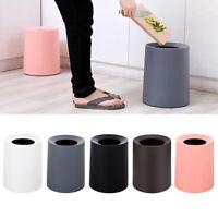 12L Kitchen Office Hotel Creative Trash Garbage Bin Can Rubbish Container
