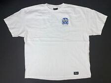ILLEST Streetwear T-Shirt Size Men's 2XL White
