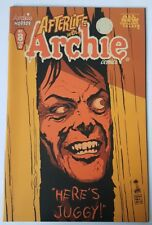 AFTERLIFE WITH ARCHIE #8 SHINING VARIANT COVER - NEW NM UNREAD - RIVERDALE