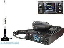 TEAM EXPERT-1 SET & 33cm MAGNET Antenne CB Funk Farbdisplay LKW ACTROS TGA MAN