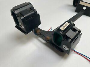 Santa Cruz Vehicle Gun Holder Law Enforcement, Power/Key Release Locks