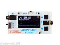 Audio DSP Digital Filter for SSB CW Amateur radio communications Ham YAESU ICOM