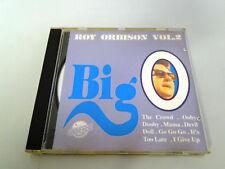 CD: Roy Orbison - Big O Vol. 2 (CD-Album, 1991) 16 Songs