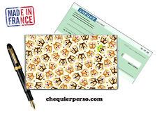 tic et tac 01-001 protège porte chéquier format portefeuille