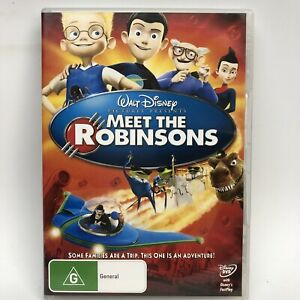 Meet the Robinsons - Disney - DVD - AusPost with Tracking