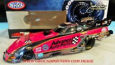 1/156 NEW PINK COLORCHROME 2017 Courtney Force ADVANCE AUTO PARTS NHRA Funny Car