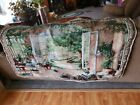 """Vintage Beautiful wall hanging Tapestry - 54"""" x 36"""" - Lined - Beautiful"""