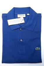 7a4d2bac7e Lacoste L1212 Hommes Piqué Coupe Classique encrier coton Bleu T-shirt Polo  XL 6