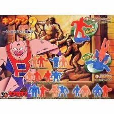 Rare Bandai Muscle Man Kinnikuman Gashapon 20 Figure Japan Part 9 rubber
