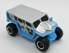 Matchbox Blue / White Ghe-o  Artic Recon Rescue mbx 2 Vehicle 2014 Thailand