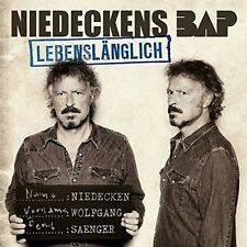 NIEDECKENS BAP - LEBENSLÄNGLICH  CD NEUF