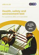 Health, Safety and Environment Test for Operatives (BSL) and Specialists (Operat