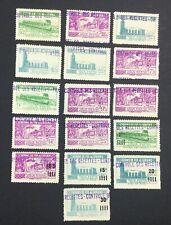MOMEN: ALGERIA # 1945 BACK OF BOOK MINT OG H €28 LOT #6918