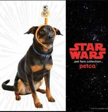 New Star Wars Petco Set of 2 Bb-8 Headbands Halloween Costume for Dogs or Cats
