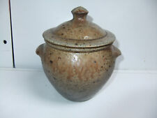 Svend Bayer Lidded Storage jar Height 15cm