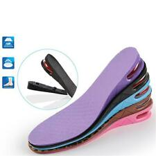 Shoes Insoles Cushion Height Increase Heel PVC Inserts Lifts Taller Pad SM