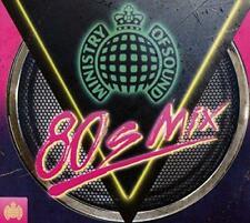80s Mix - Ministry Of Sound - Various (NEW 4CD)