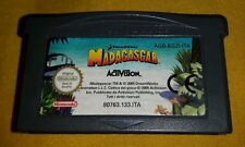 DREAMWORKS MADAGASCAR DISNEY  - Game Boy Advance Gioco Game Gameboy GBA