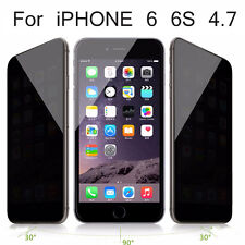 For iPhone 6S 4.7 Tempered-Glass Private Privacy Anti Peek Screen Protector S