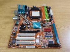 ABIT KN9 SLI Ultra AM2 Socket UltraATX Form Motherboard US Seller Working