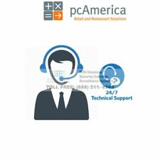 PCAmerica Cash Register Express 24/7 Technical Support - Monthly @ $32.99
