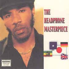 Chestnutt, Cody - Headphone Masterpiece CD Like new