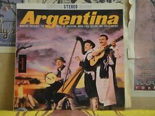 ARGENTINA, MARIA LUISA BUCHINO - MONITOR LP MFS 343
