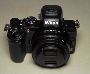 Nikon Z 50 20.9MP with 16-50mm VR Lens, Low Shutter Count, 1690, Extra Battery
