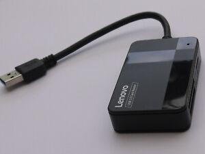 USB 3.0 Kartenleser 4 in 1 Kartenlesegerät Adapter für SD/CF/TF/MS Card Reader