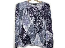 Vintage Coogi Australia Classic Men Sweater Multicolor Crewneck Size XL