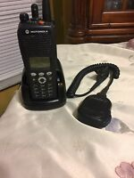Motorola XTS2500 Model III 700/800Mhz P25 9600 Digital Astro