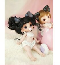 1/12 Bjd Doll dollpamm BEBE Kitty Parts free face make up+ eyes—Human body