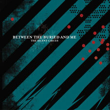 Between The Buried And Me ‎- The Silent Circus 2 x LP with DL -Black Vinyl Album